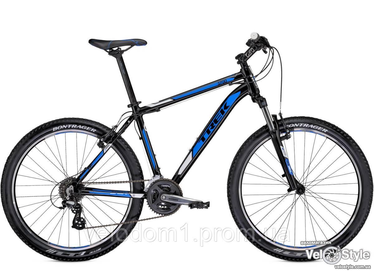 """Велосипед Trek 26"""" 3700 черный 19"""" (2013)"""