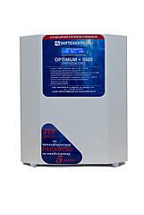"""Стабілізатор напруги """"Укртехнологія"""" OPTIMUM+ 5000 (HV)"""
