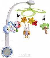 Музыкальный мобиль - Сказочное Приключение Taf Toys (MP3-плеер, 16 мелодий, свет)