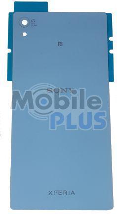 Батарейная крышка для Sony E6533, E6553 Xperia Z3+, Z3+ Dual Aqua Blue