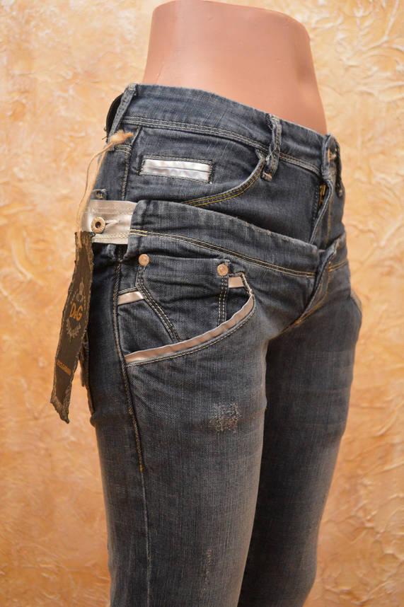Женские джинсы D&G139 (копия), фото 2