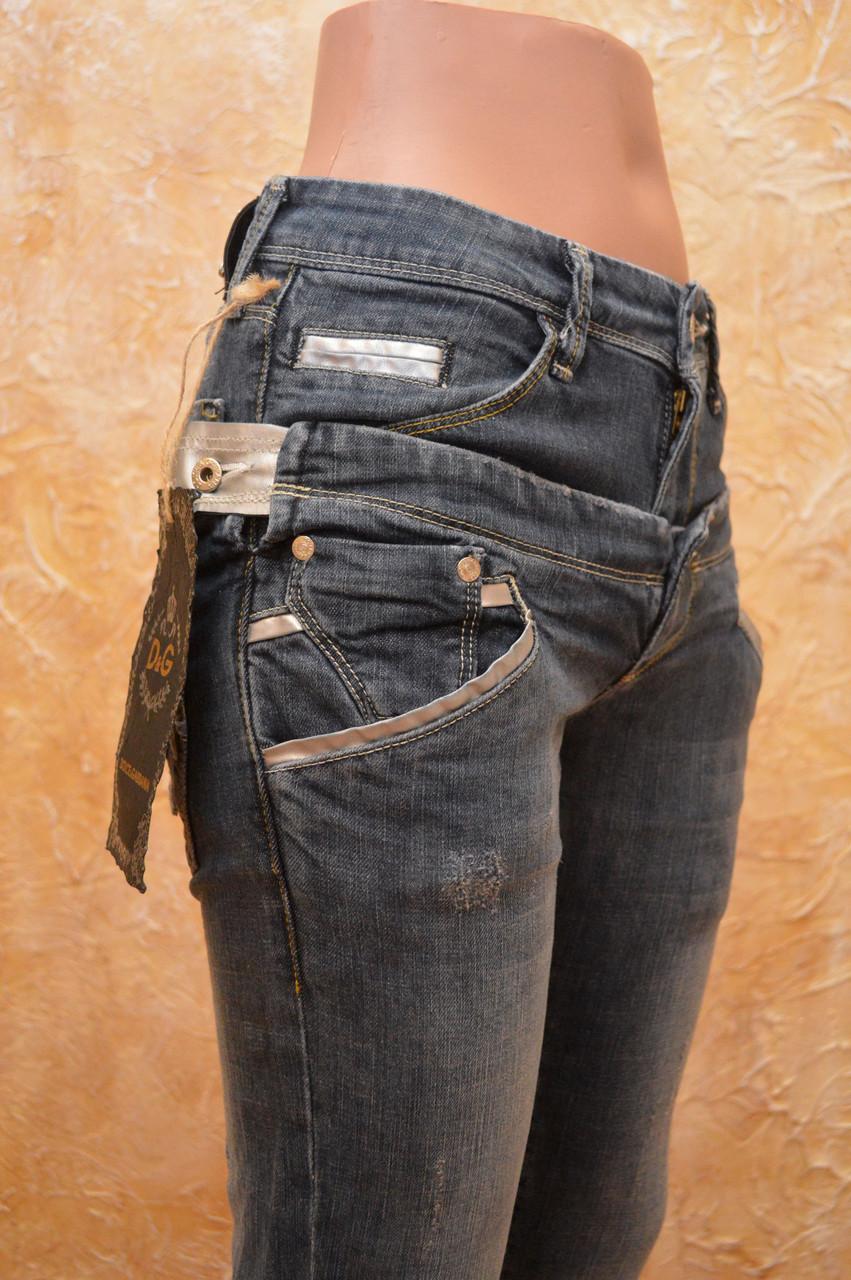 Женские джинсы D&G139 (копия)