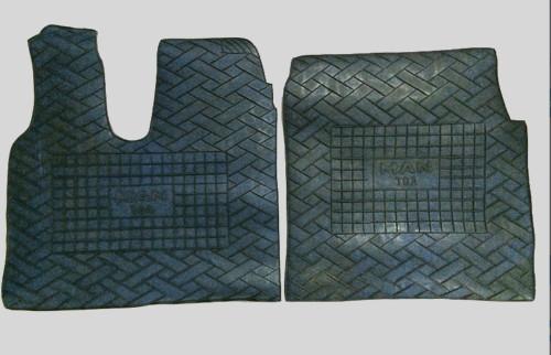 Резиновые коврики Man TGA для грузовиков(6815)