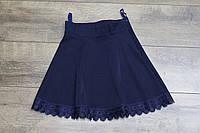 Школьная юбка для девочек.( Ткань- мадонна). 128- 140 рост
