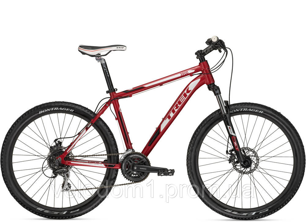 "Велосипед Trek 26"" 3900 Disc red 21"" (2012)"