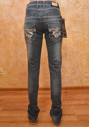 Женские джинсы D&G139 (копия), фото 3