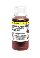 Чернила ColorWay для HP 22/57 Dye, цвет Yellow,100 мл