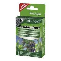 TetraAqua AlgoStop depot средство для уничтожения водорослей в аквариуме 12таб