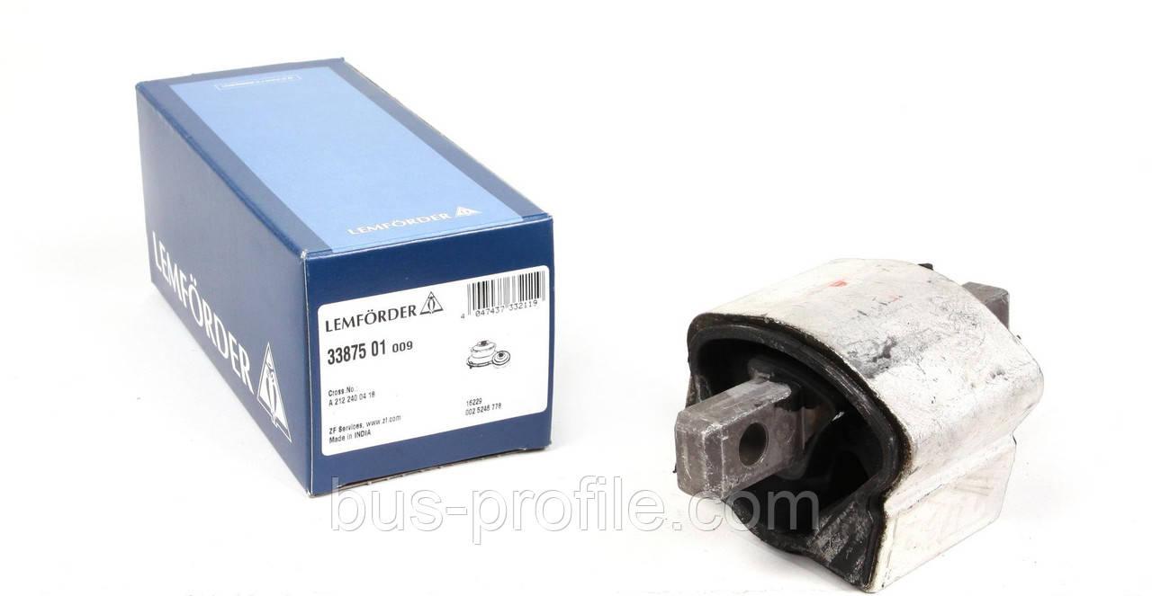 Подушка КПП MB Sprinter 906 06-/Vito (W639) 03- (4x4) — Lemforder — 33875 01