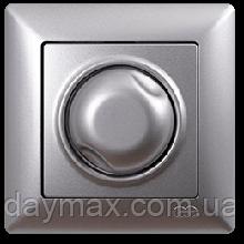 Диммер Gunsan Visage 1000 W, VS 28 15 126, серебро