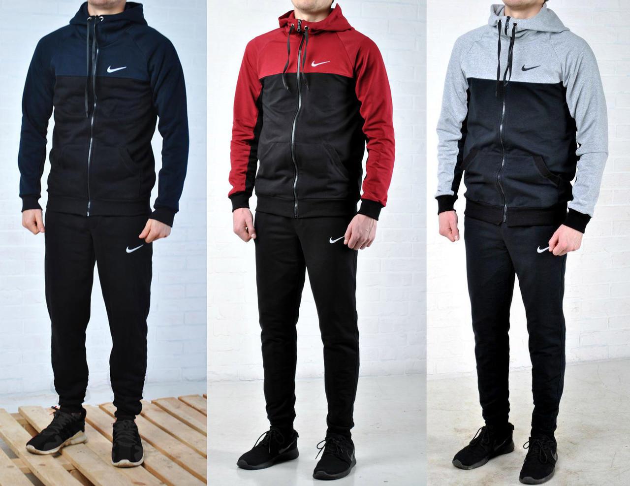 53a28c4f Мужской спортивный костюм Nike! Найк двух цветный - Sport style - магазин  спортивной одежды для