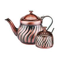 Набор зварочный чайник 1300 мл. и сахарница Himeney
