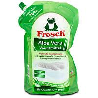 Жидкий био-гель для чувствительной кожи с алоэ вера Frosch ALOE VERA  WASCHMITTEL