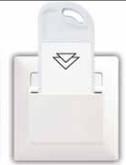 Энергосебер. выкл. + ключ VISAGE