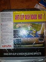Анти-скользящий коврик для телефона и пр. anti slip dashboard mat