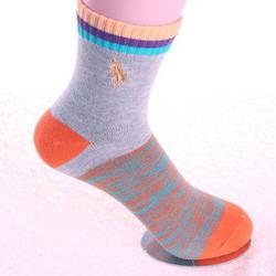 Шкарпетки жіночі спортивні бавовняні POLO високі