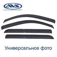 Дефлекторы окон ветровики на Acura MDX 2006-13 4 шт