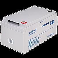 Аккумулятор мультигелевый AGM LogicPower LP-MG 12 - 65 AH