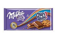 Шоколад Milka Chips Ahoy