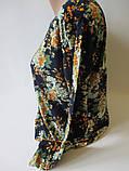 Красивые женские кофты с цветами., фото 4