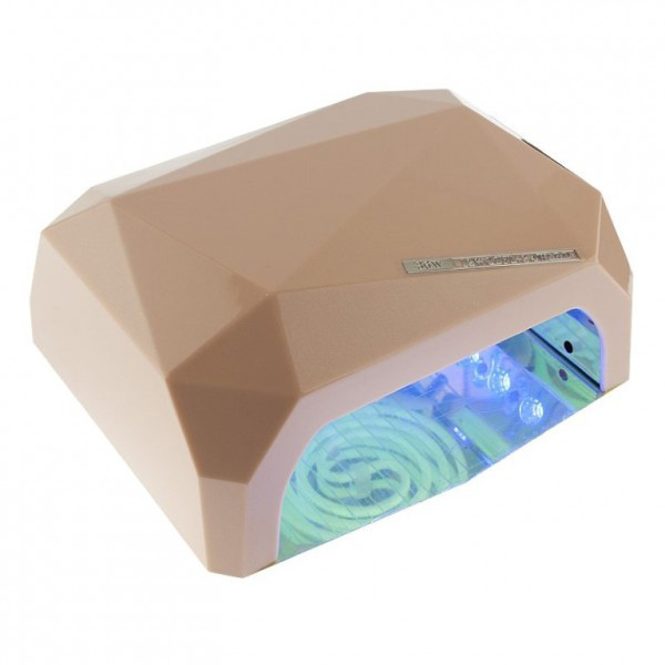 Уф/лед Лампа для ногтей, 36W, 10,30,60сек, сенсор