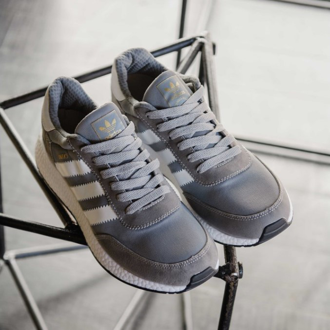 Adidas Iniki Runner Boost Grey  27d49e03e2863