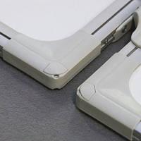 Доска для маркера в алюминиевой рамке, 5 рабочих поверхностей, 120x180/360, TRS1218