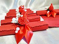 Свадебное приглашение Роза
