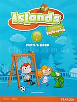 Учебник Islands 1 Pupil's Book with pincode