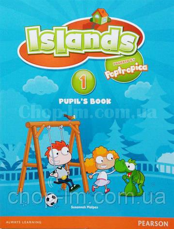 Учебник Islands 1 Pupil's Book with pincode , фото 2