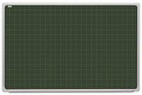 Доска для мела в клетку 5х5 см, 85x100, TKU8510K.