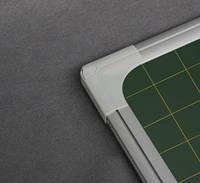 Доска для мела керамическая в клетку 5х5 см, 170x100, TKF1710КР3.