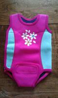 Детский неопреновый купальник плавки для девочки 3-6 м