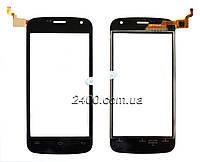 Touchscreen для телефонів Doogee X3 (сенсор) - тачскрін Дугі Х3 (X 3) чорний