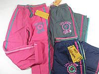 Балоневые брюки на флисе для девочек, размеры 146 S&D, арт. LY-111