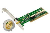 Адаптер переходник PCI на mini PCI