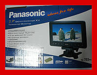"Телевизор Panasonic  c USB 7,6"""