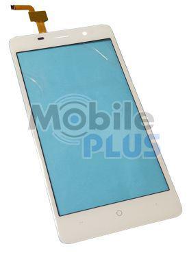 Сенсорный экран (тачскрин) для телефона Bravis A504 Trace White