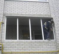 Балкон Опентек. Лоджия Openteck.