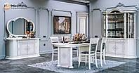 Набор мебели для гостиной №1  Чикаго  (Миро Марк/MiroMark) белый