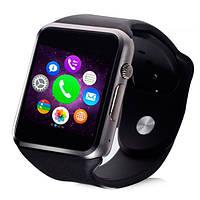 UWatch Умные часы Smart A1 Turbo Black, фото 1