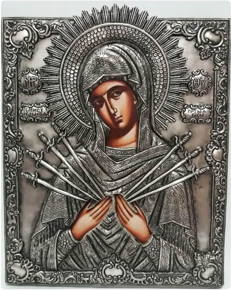 Икона Семистрельная