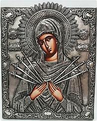 Ікона Семистрельная