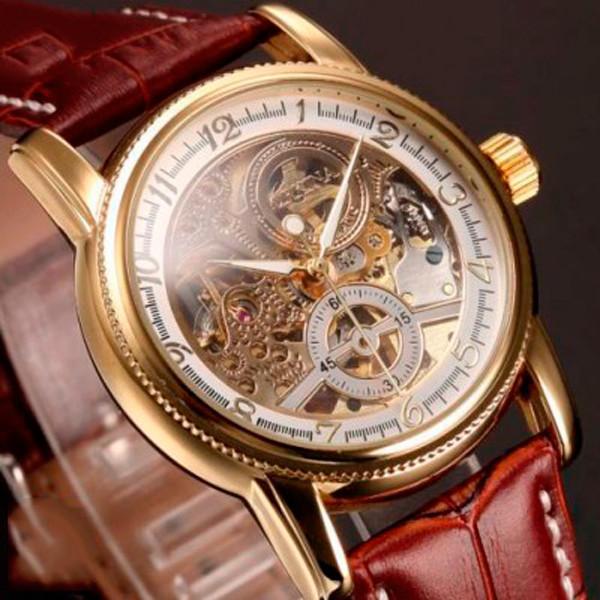 Orkina Женские часы Orkina Star Gold II