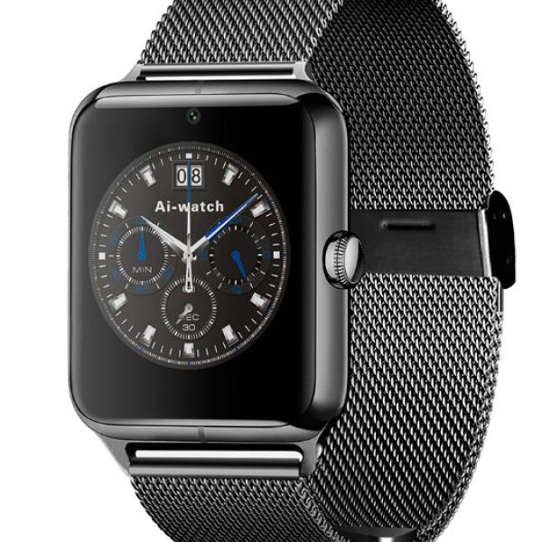 UWatch Умные часы Smart Z50 Black