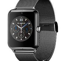 UWatch Умные часы Smart Z50 Black, фото 1