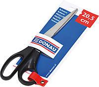 Ножницы 20,5см. пластиковые ручки