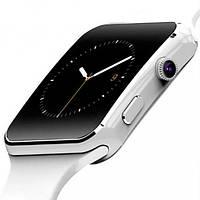 UWatch Умные часы Smart X6 White, фото 1