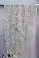 "Платок женский кружевной (100х100 см) ""Sharf"" 1RS-1799"