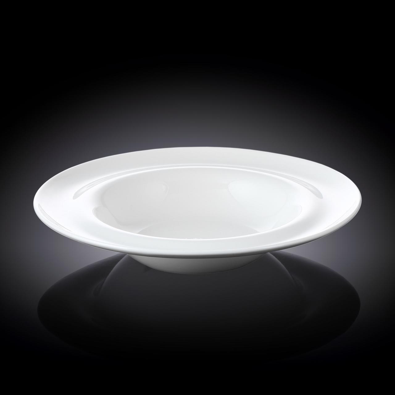 Тарелка глубокая 25.5 см WILMAX WL-991023